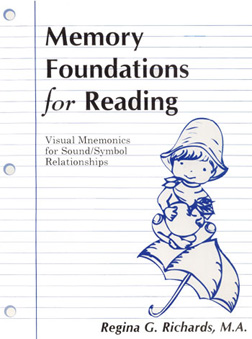 Memory Foundations for Reading (MFR)